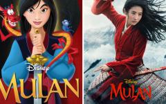 Updated Mulan Empowers Women