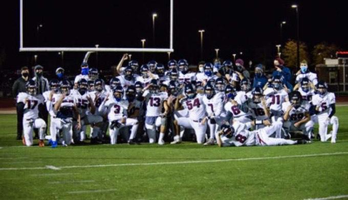 Varsity Football Team Make Adjustments For Successful Season