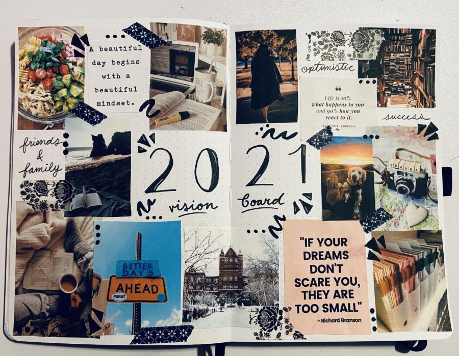 How to Make and Use a Vision Board Effectively