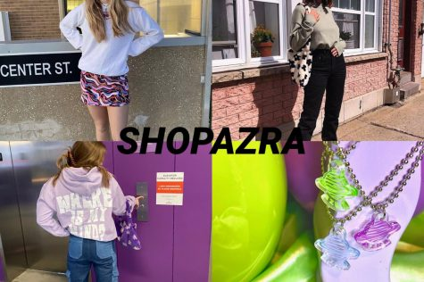 "BHS Student Ari Bonds Creates Clothing Brand ""shopazra"""