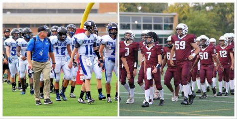 Berkley vs. Royal Oak Football