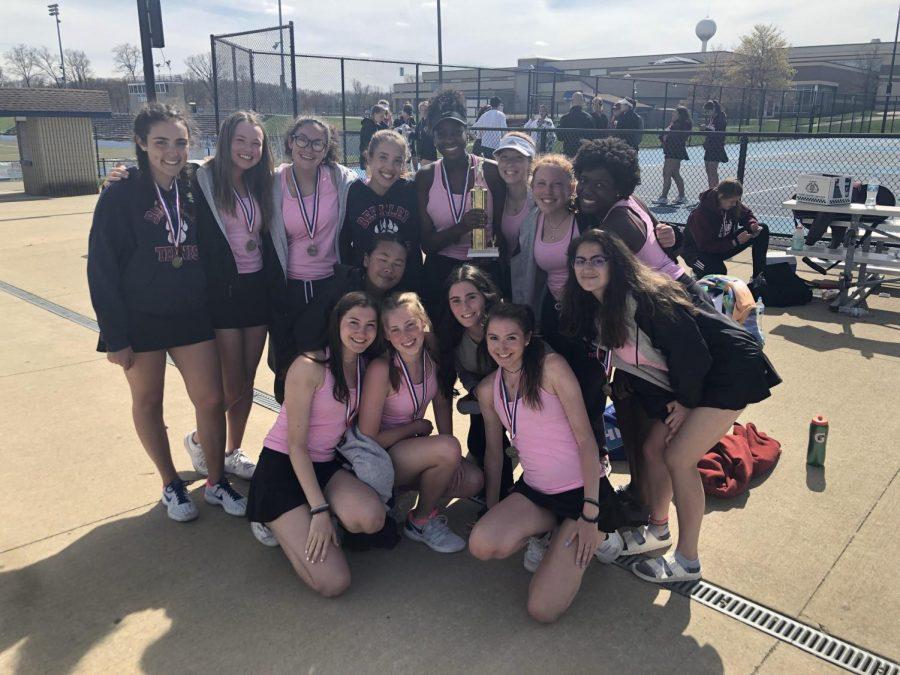 Girl's Tennis Anticipates Successful Season